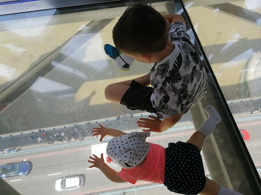 Europa z dzieckiem rodzinne atrakcje dla dzieci Londyn opinie