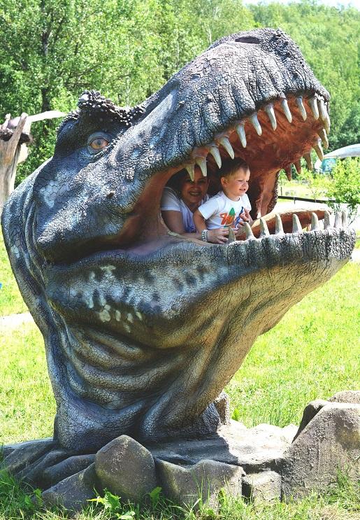 dinopark w czechach czy warto rodzinne atrakcje dla dzieci opinie