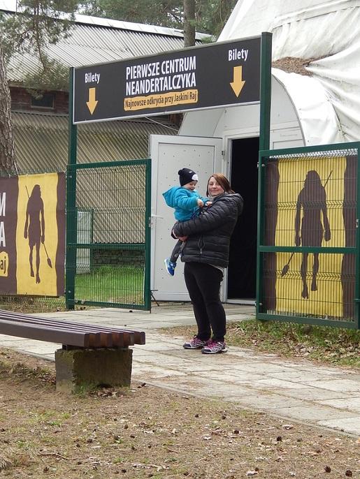 Pierwsze Centrum Neandertalczyka czy warto atrakcje dla dzieci opinie
