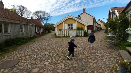 Szwecja gdzie z dzieckiem Karlskrona czy warto atrakcje dla dzieci opinie