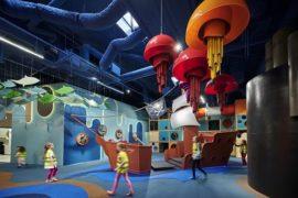 port lodz atrakcje dla dzieci sala zabaw opinie plac zabaw