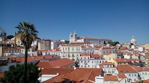 portugalia zima opinie styczen luty temperatury