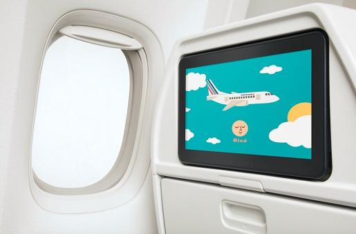 program dla dzieci Air France samolotem z dzieckiem opinie