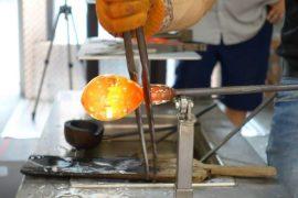 atrakcje dla dzieci Puck pracownia Puck Glass
