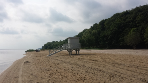 Zatoka Pucka plaże atrakcje opinie