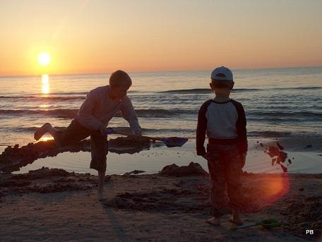 spokojne plaże nad Bałtykiem opinie