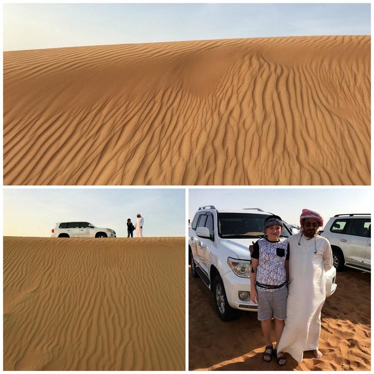 pustynne safari Dubaj opinie - z jakim biurem na wycieczkę z dziećmi