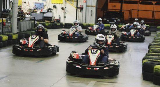 tor gokartowy Warszawa Racing Center atrakcje