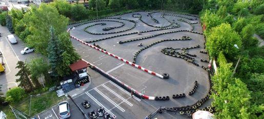 Racing Center gokarty Warszawa opinie