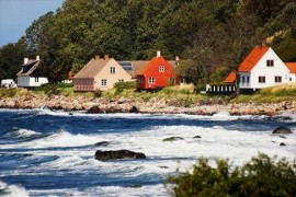 Rejsy na Bornholm z Kołobrzegu
