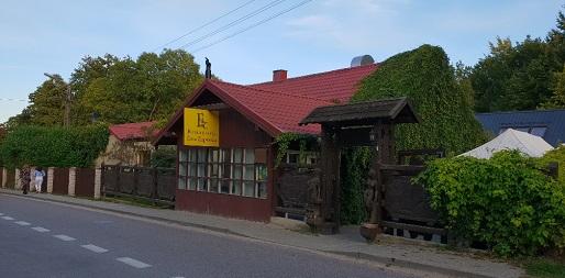 restauracja u ewy gdzie zjeść ŁEBA