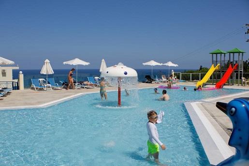 rethymnomanre hotel kreta grecja opinie basen dzieci