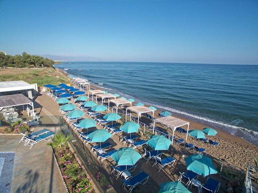 rethymnomanre hotel kreta grecja opinie plaza
