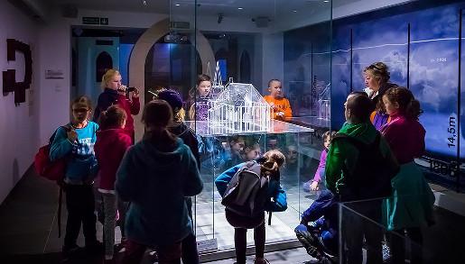 rewal atrakcje dla dzieci gdzie z dzieckiem muzeum na klifie trzesacz opinie ceny bilety