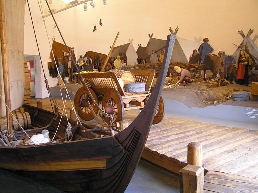 Muzeum Vikingów Ribe Dania