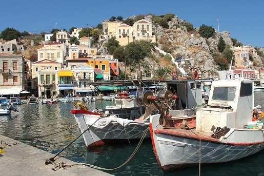 rodos grecja wyjazd zima z dziecmi atrakcje temperatury