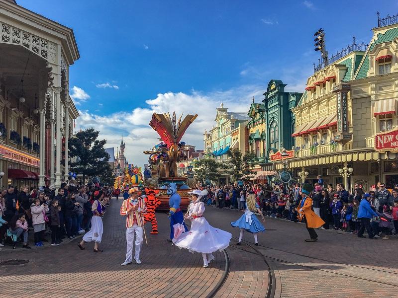 rodzinne atrakcje Disneyland opinie Paryż wycieczka