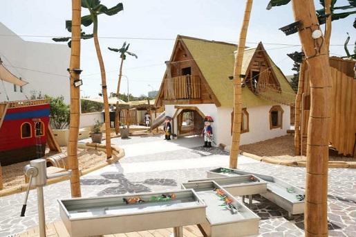 rodzinne atrakcje dla dzieci Malta playmobil funpark atrakcje opinie