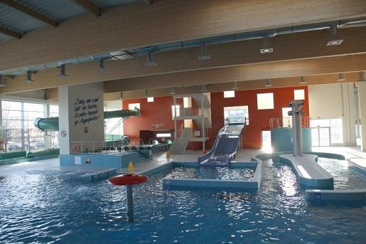 rodzinne atrakcje w Suwałkach basen aquapark Suwałki ceny opinie