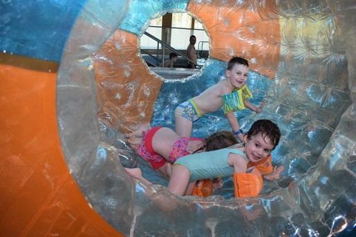 co robić z dzieckiem w Świeciu rodzinne atrakcje park wodny opinie