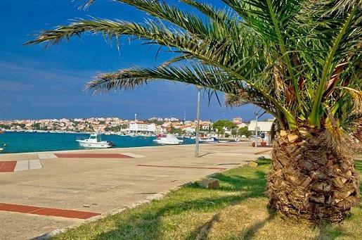Europa z dzieckiem atrakcje rodzinne Chorwacja wyspa Pag opinie