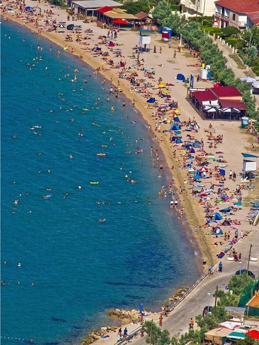 wyspa Pag atrakcje aquapark Chorwacja opinie