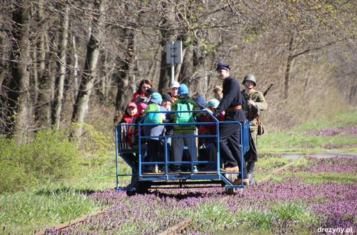 atrakcje dla dzieci na kaszubach drezyny kolejowe gdzie z dzieckiem opinie