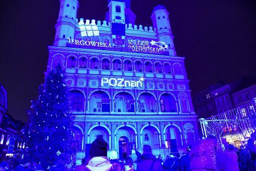 rodzinne atrakcje dla dzieci poznań targi bożonarodzeniowe betlejem poznańskie kiedy
