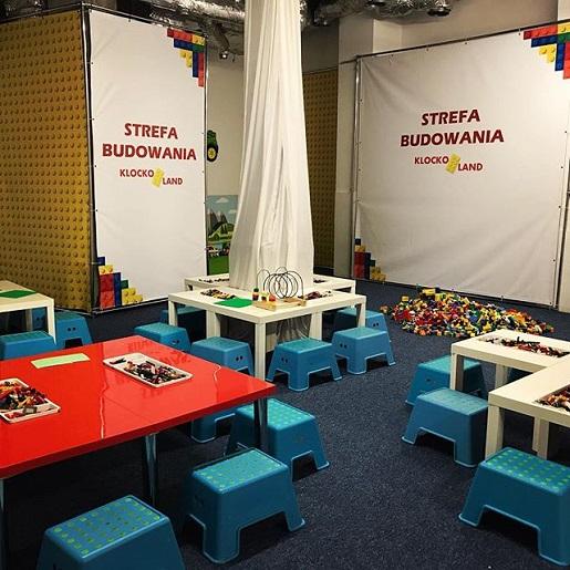 sala zabaw Klockoland atrakcje dla dzieci ceny opinie