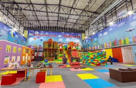 katowice najlepsze sale zabaw centrum rozrywki guliwer atrakcje opinie