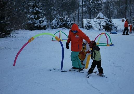gdzie na narty z dzieckiem rodzinne atrakcje dla dzieci opinie