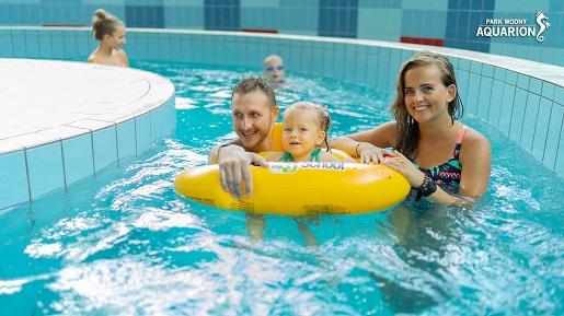 rodzinny park wodny atrakcje dla dzieci aquapark Żory opinie