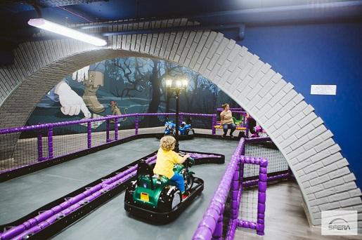 atrakcje dla dzieci w bielsku białej park rozrywki leopark sala zabaw opinie
