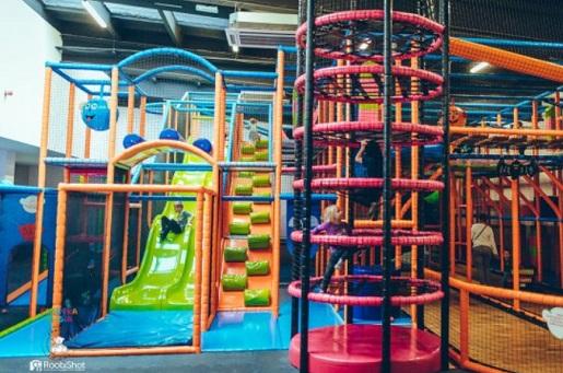 Białystok co robić z dzieckiem sala zabaw rodzinne atrakcje opinie