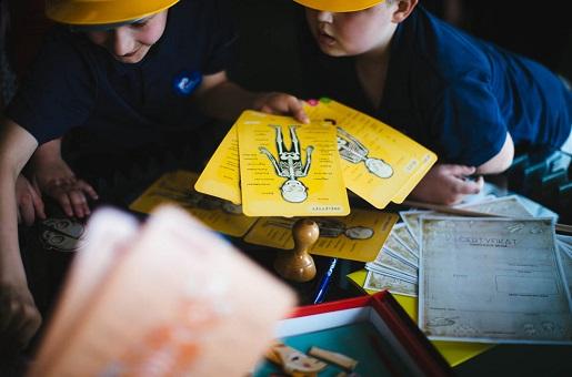 Białystok rodzinne atrakcje dla dzieci sala zabaw Fabryka Misia opinie