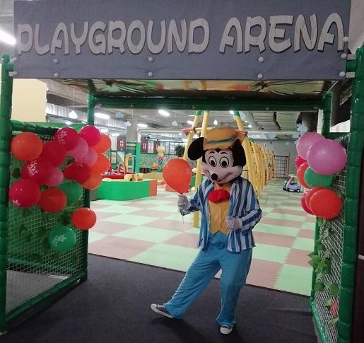 gdzie z dzieckiem pomorskie sala zabaw w gdańsku atrakcje playgroud arena opinie