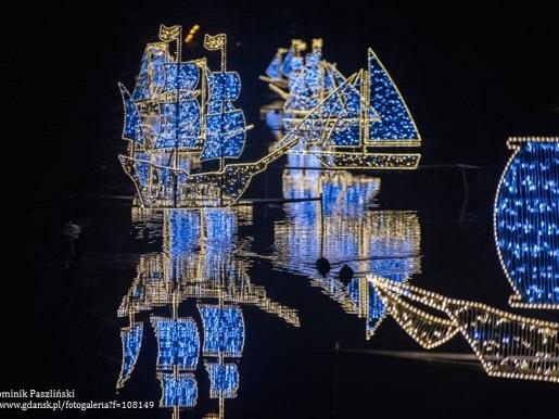 trójmiasto atrakcje dla dzieci iluminacje świąteczne park oliwski opinie