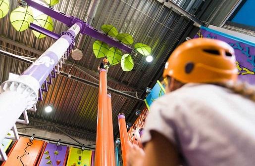atrakcje dla dzieci fun climb warszawa opinie gdzie z dzieckiem