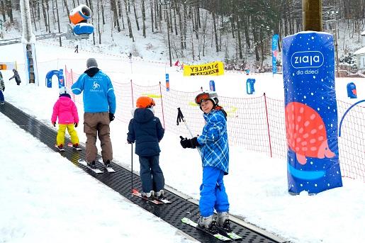 atrakcje dla dzieci na kaszubach wyciąg narciarski wieżyca opinie