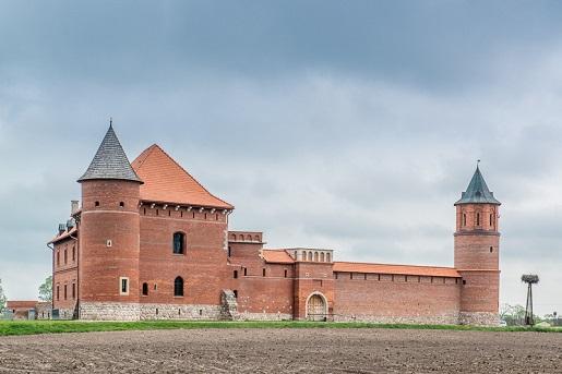Tykocin zamek podlaskie
