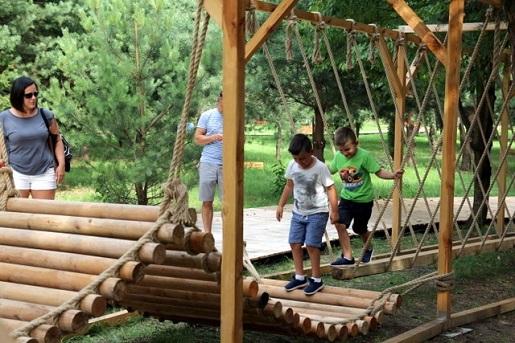 park linowy dla dzieci opinie gdzie z dzieckiem park klemensa