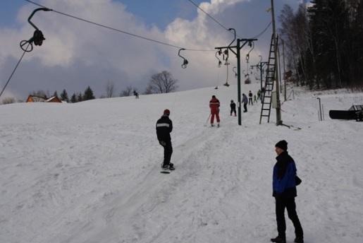 góry rodzinne atrakcje dla dzieci zimą opinie