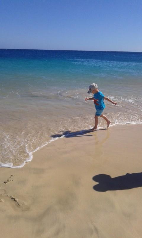 najlepsze plaże Hiszpania Fuerteventura