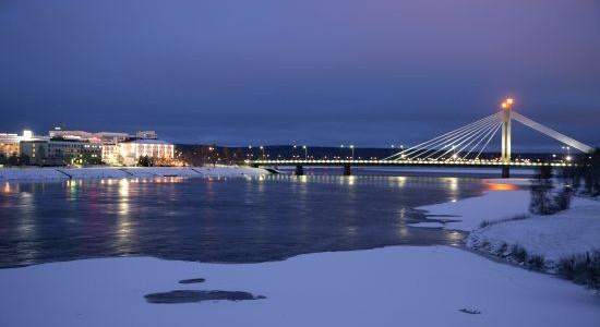 atrakcje dla dzieci Rovaniemi Finlandia