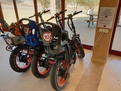 rowery timna park eilat izrael zwiedzanie atrakcje