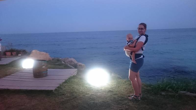 Techirghiol jeziora Rumunia atrakcje zwiedzanie z dzieckiem