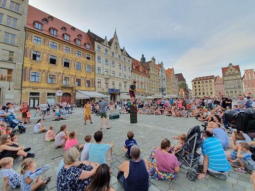 rynek Wrocław atrakcje dla dzieci