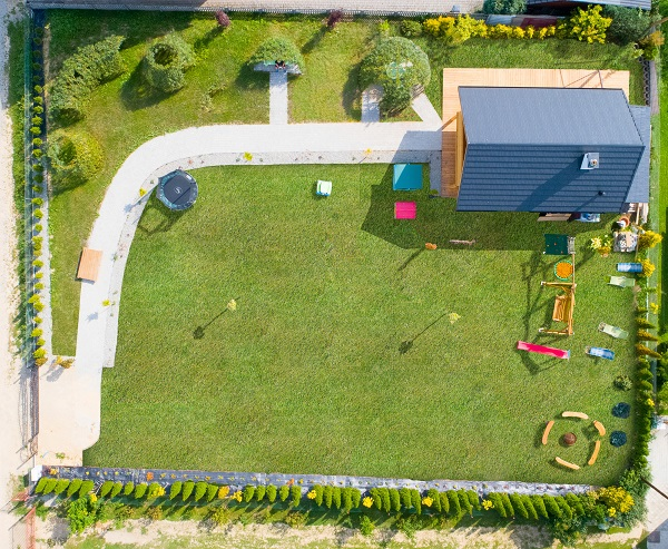 słoneczny ogród plac zabaw dla dzieci noclegi Beskid Sądecki góry