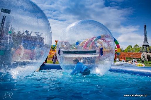 sabat krajno opinie atrakcje lunapark zorbing