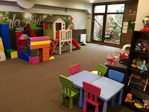 hotel z salą zabaw dla dzieci Imperial opinie